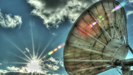 HDR-Satellite-Dish