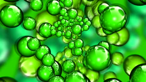 Spinning-Green-Balls---HD-OMG-1080p-
