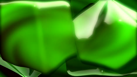 Wobbly-Green-Cubes