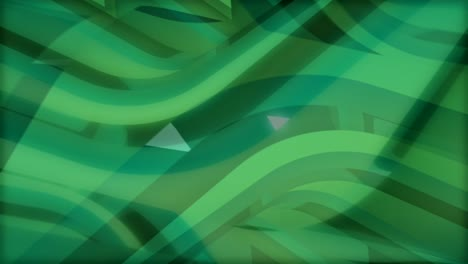 Abstract-Green-Motion-Background