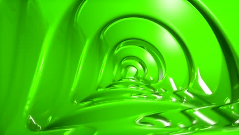 Abstract-Green-Motion-Background-