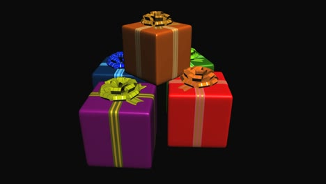 Christmas-Birthday-Presents-Production-Element