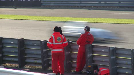Race-Marshals