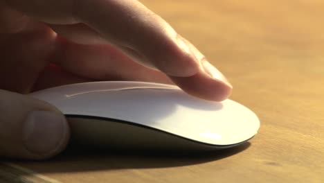 Clicking-on-Mouse