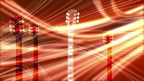 Guitar-Motion-Background