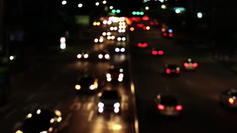Traffic-Out-of-Focus-Bokeh-Background