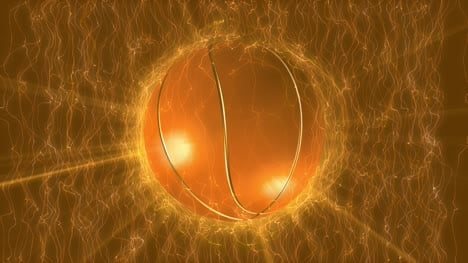 Abstract-Rotating-Basketball