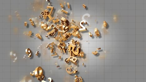 Golden-Spinning-Numbers-on-White-Background