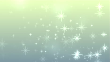 Floating-Snowflakes-Bokeh