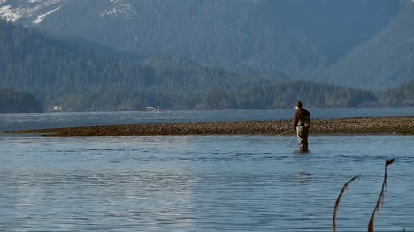 Fly-Fisherman-Doing-his-Thing-