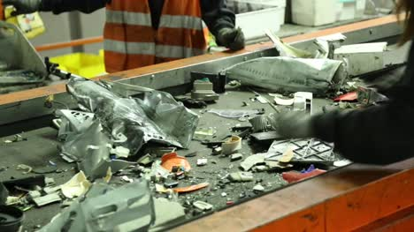 Electronic-Waste-on-Conveyor-Belt-
