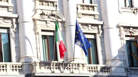 Italian-and-EU-Flag-CC-BY-NatureClip
