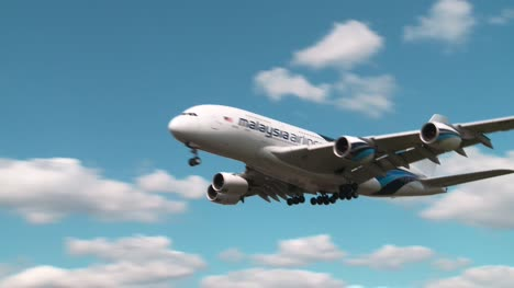 Airbus-A380-Landing-Malaysia-