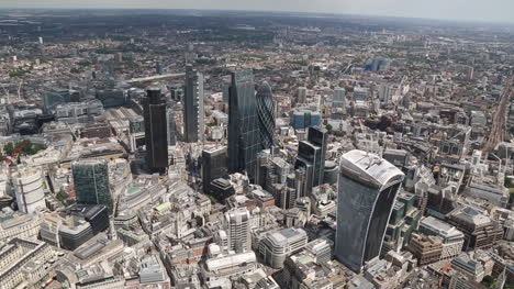 London-Aerial-Skyscrapers