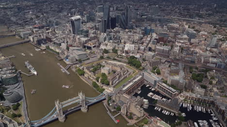 Tower-of-London-And-Bridge-Aerial