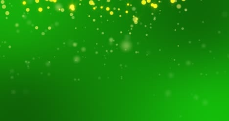 4K-Green-and-Gold-Sparkles-Loop