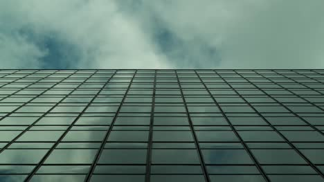 Corporate-Building-and-Clouds-Time-Lapse