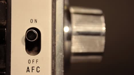 Vintage-Radio-AFC-Switch