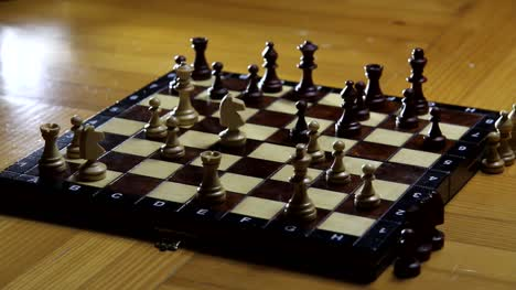 Chess-Stopmotion