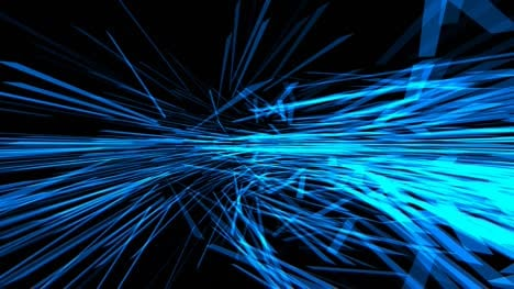 Blue-Lines-Abstract-Animation