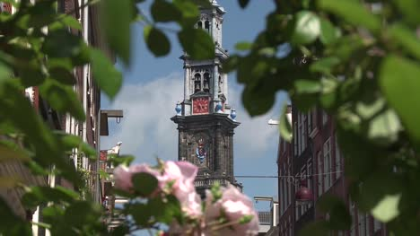 Amsterdam-Westerkerk-Church