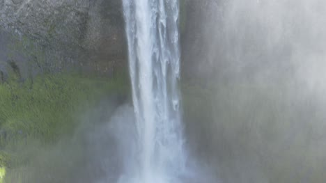 Waterfall-Tilt-Shot