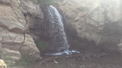 Secluded-Waterfall
