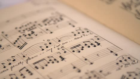 Hand-Drawn-Sheet-Music