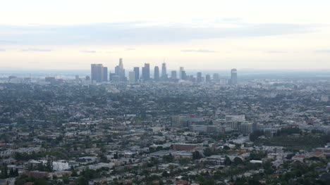 Los-Angeles-Skyline-4K
