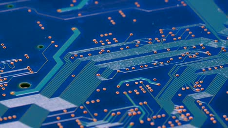 Blue-Printed-Circuitboard-Tracks