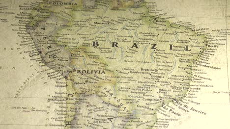 Vintage-Map-Pan-Across-to-Brazil