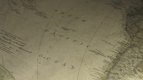 Vintage-Map-Pan-Across-the-South-Pacific-Ocean