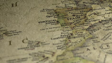 Vintage-Map-Pan-Across-to-Spain