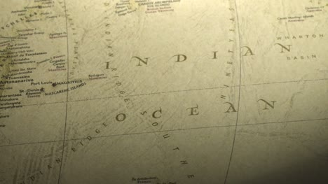 Vintage-Map-Pan-Across-to-the-Indian-Ocean