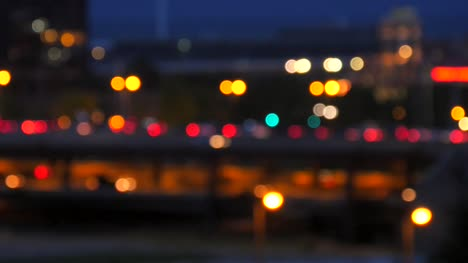 Out-Of-Focus-Car-Lights