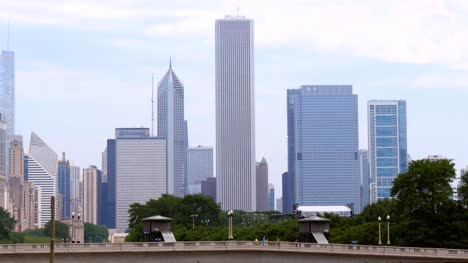 Downtown-Chicago-Skyscrapers