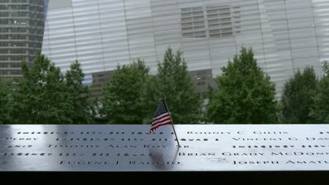 USA-Flag-in-911-Memorial-Plaque