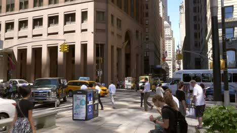 Wall-Street-Traffic-new-York