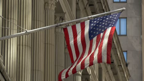 USA-Flag-Flying-on-Wall-Street-New-York