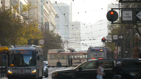 Busy-Street-in-Downtown-San-Francisco