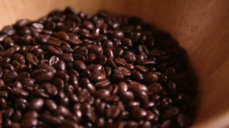 Coffee-Beans-Rotating-Shot
