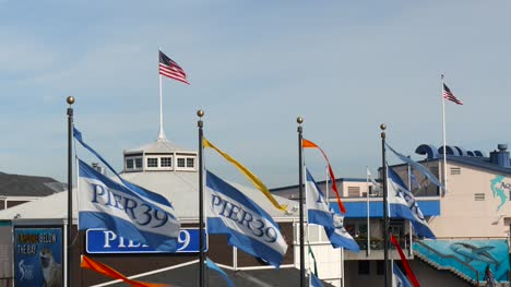 Flags-Flying-at-Pier-39-San-Francisco