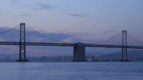 Oakland-Bay-Bridge-at-Sunrise