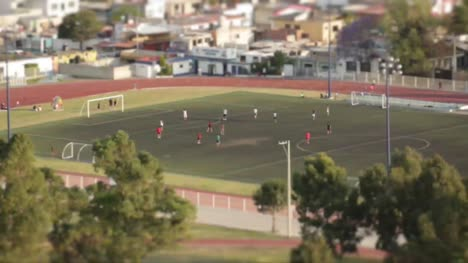 Soccer-Field-Tilt-Shift-Timelapse