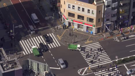 Tokyo-Street-Intersection-from-Above