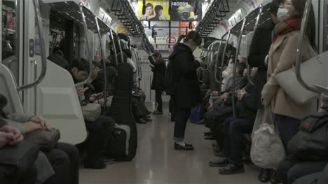 Inside-Carriage-of-Tokyo-Subway
