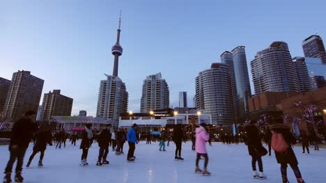 Ice-Skating-in-Downtown-Toronto