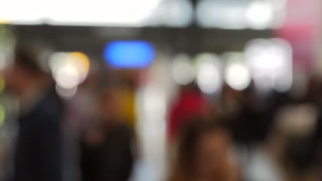 Busy-Out-of-Focus-Airport