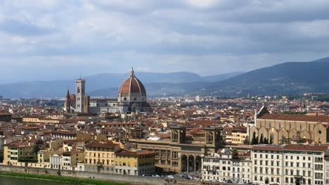 Florence-Skyline-Italy