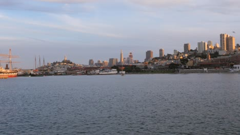 San-francisco-Waterfront-at-Sunset